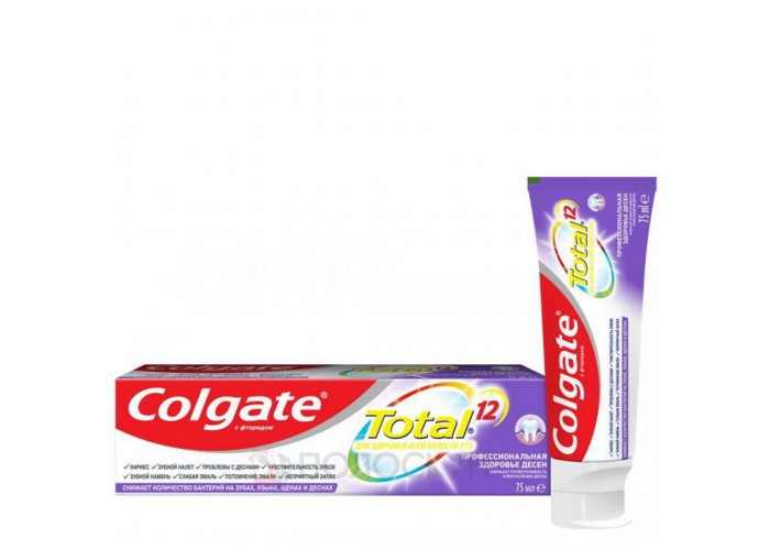 Зубна паста Total Здоров'я ясен Colgate