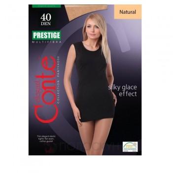 Жіночі колготи Prestige №5 40DEN Natural Conte