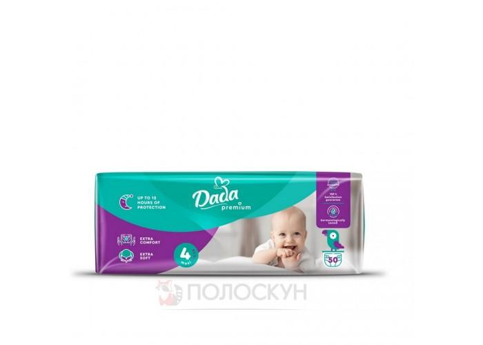 Дитячі підгузки N4 Premium 7-18 кг Dada