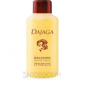 Бальзам для волосся з олією кокоса Dajaga