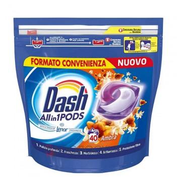 Капсули для прання 3в1 Ambra Dash Classico