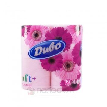 Туалетний папір двошаровий Диво