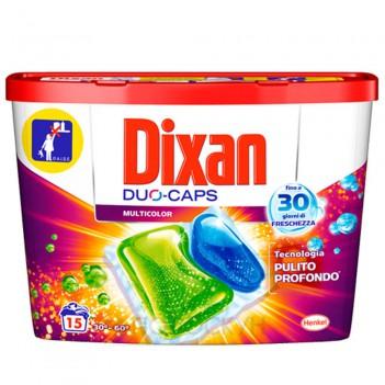 Капсули для прання Duo-Caps Power Multicolor Dixan