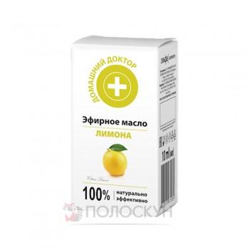 Ефірна олія Лимон Домашній доктор