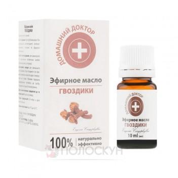 Ефірна олія Гвоздика Домашній доктор