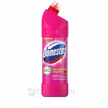 Засіб для миття унітазів Рожевий шторм Domestos