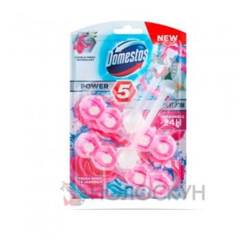 Блок для очищення Power 5 Арома лотос та апельсин Domestos