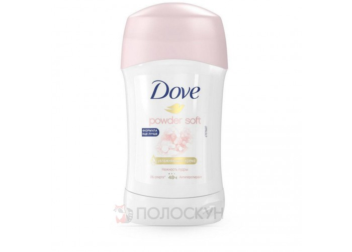 Антиперспірант Ніжність пудри Dove