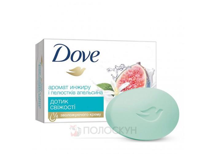 Туалетне мило Інжир та квіти апельсина Dove