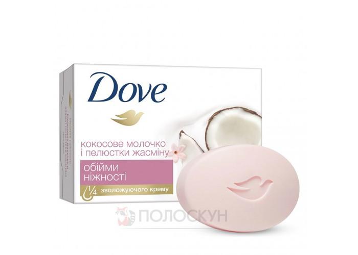 Туалетне мило Кокосове молочко Dove