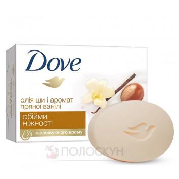 Туалетне мило Обійми ніжності Dove