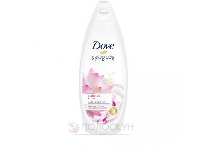 Гель для душу Сяяння шкіри Dove
