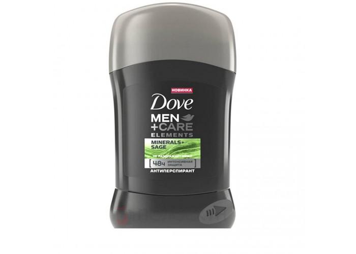 Антиперспірант для чоловіків Свіжість мінералів Dove