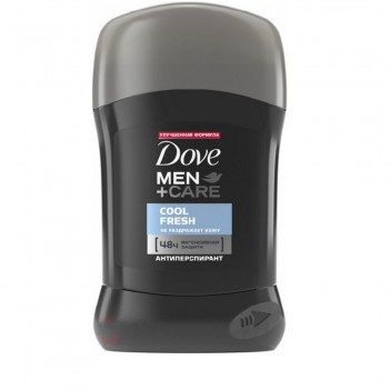 Антиперспірант для чоловіків Прохолодна свіжість Dove