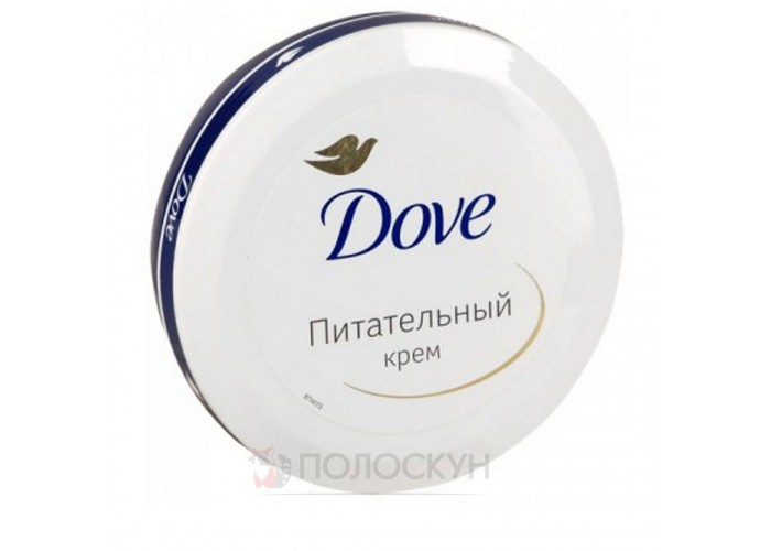 Крем для тіла Живильний Dove