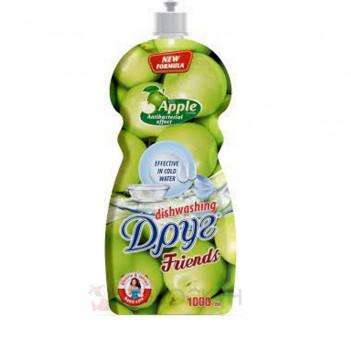 Засіб для миття посуду Яблуко Друг