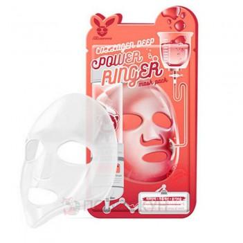 Тканинна маска для обличчя Колагенова Elizavecca