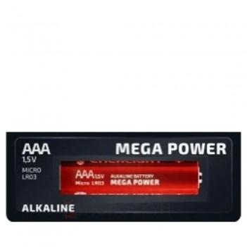 Батарейки Mega Power AAA Enerlight