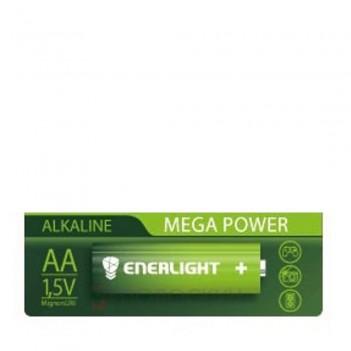 Батарейки Mega Power AA Enerlight