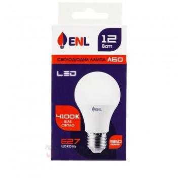 Світодіодна лампочка A60 12Вт 4100K Enerlight