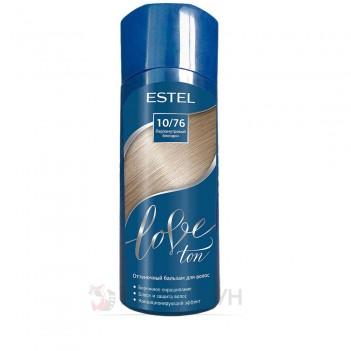 Відтіночний бальзам для волосся 10/76 Перламутровий блонд Estel