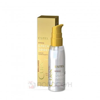 Флюїд-блиск для волосся Термозахист Estel