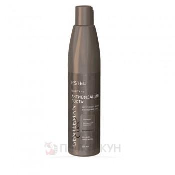 Шампунь-активізація росту Curex Gentleman для всіх типів волосся Estel