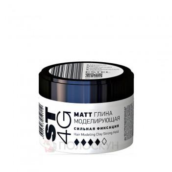 Моднлююча глина для волосся Сильна фіксація Estel