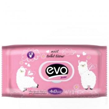 Туалетний папір вологий Ромашка EVO