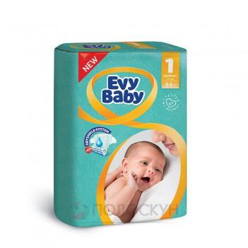 Дитячі підгузки для новонароджених N1 Evy Baby