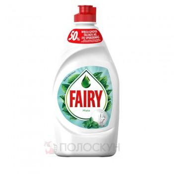 Засіб для миття посуду Platinum М'ята Fairy