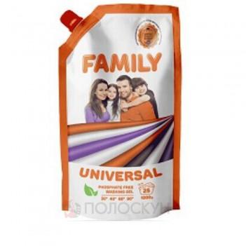 Гель для прання Universal Family