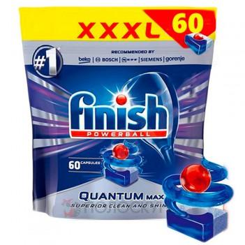 Таблетки для посудомийних машин Quantum Max Regular Finish