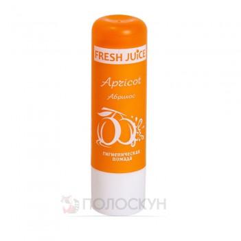 Гігієнічна помада Абрикос Fresh Juice