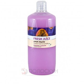 Рідке мило Маракуйя-камелія Fresh Juice