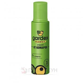 Спрей від комарів Classic Gardex