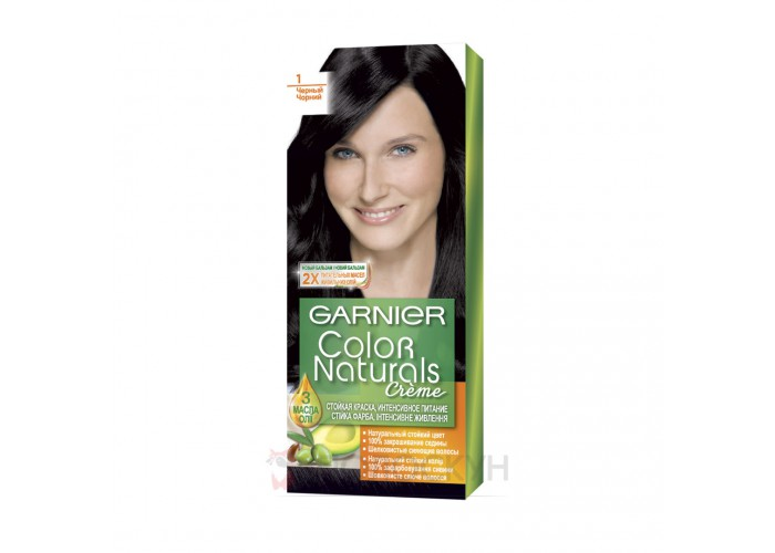 Фарба для волосся N1 Чорний Garnier