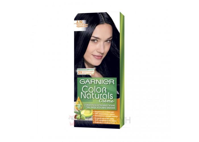 Фарба для волосся N2.1 Чорно-синій Garnier