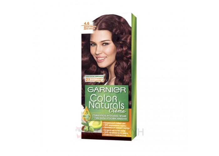 Фарба для волосся N4.6 Дика вишня Garnier