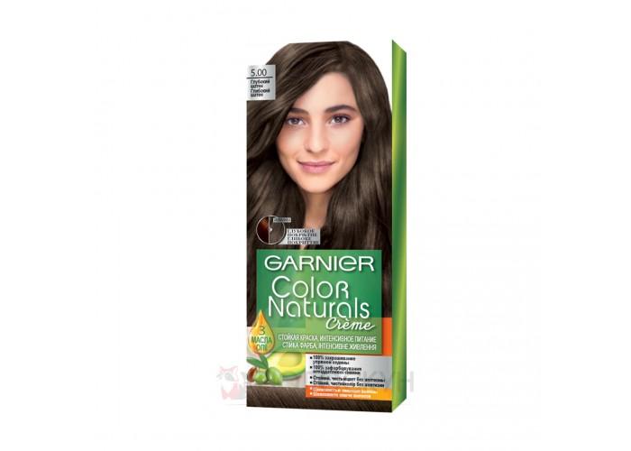 Фарба для волосся N5.00 Глибокий шатен Garnier