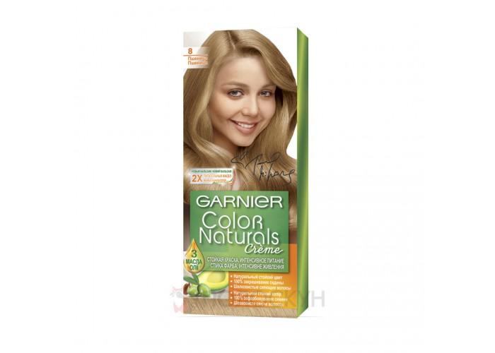 Фарба для волосся N8 Світлий блондин пшениця Garnier