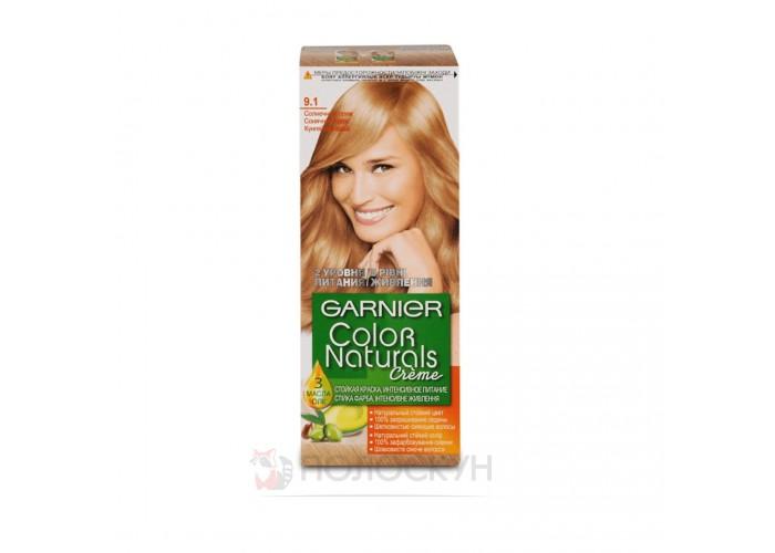 Фарба для волосся N9.1 Соняний пляж Garnier