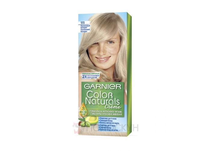 Фарба для волосся N111 Платиновий блонд Garnier