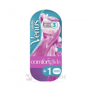 Жіночий станок та касети Venus Breeze Spa Gillette