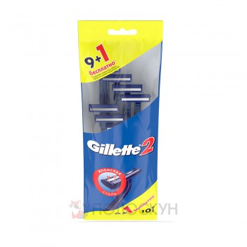 Станок для гоління одноразовий Gillette
