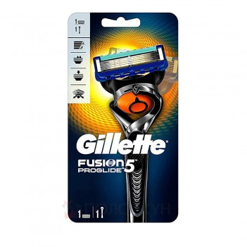 Станок для гоління + картридж Fusion Proglide Gillette