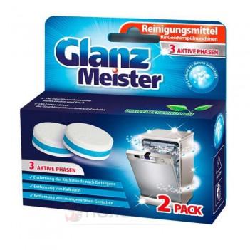 Таблетки для чищення посудомийної машини Glanz Meister