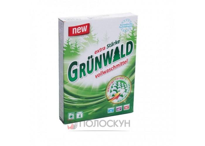Пральний порошок Гірська свіжість для ручного прання Grunwald