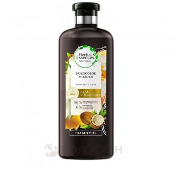 Шампунь Кокосове молочко Herbal Essences