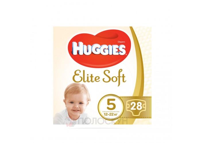 Підгузки N5 Elite Soft 12-22 кг Huggies